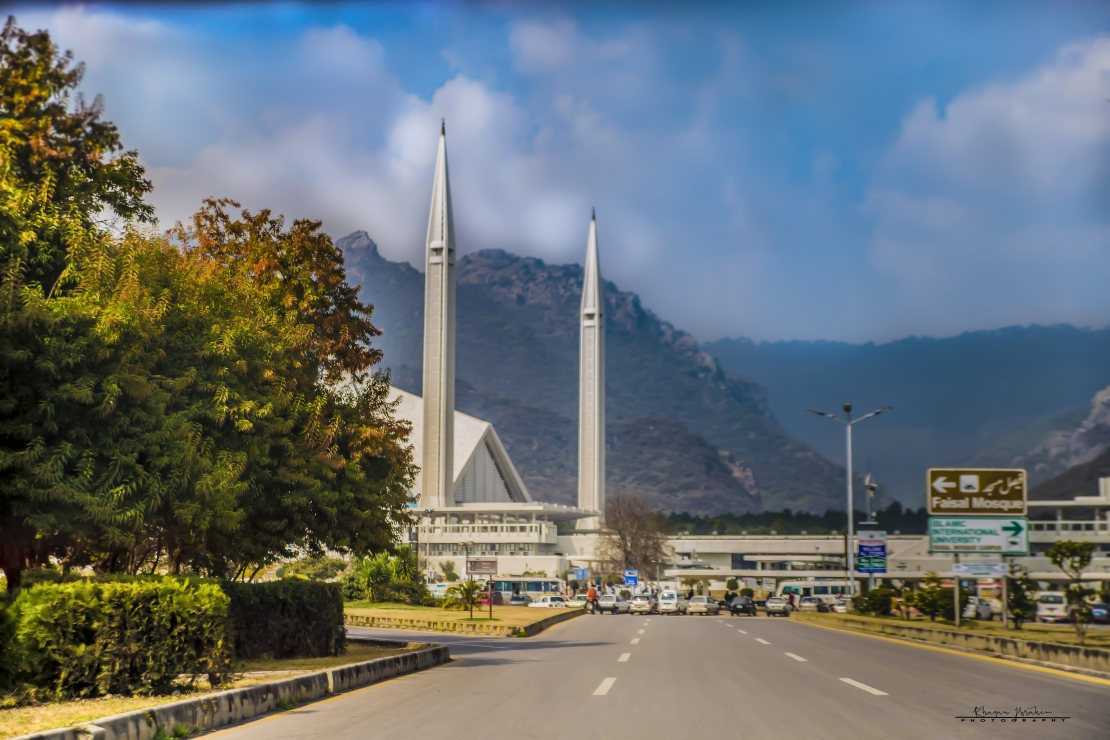 Beautiful Islamabad