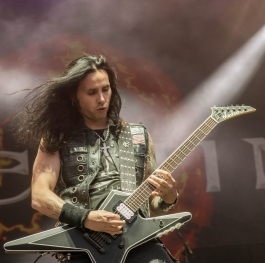 Gus G ( Firewind band guitarist), Varna Rock 2019